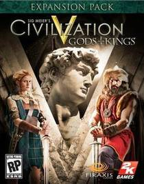 Picture of a game: Sid Meier's Civilization V: Gods & Kings