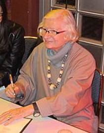 Picture of an author: P.D. James