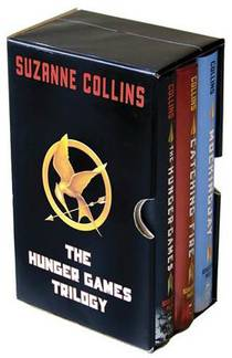 Picture of a book: The Hunger Games Trilogy Boxset