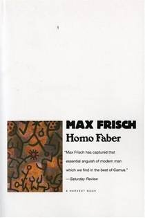 Picture of a book: Homo Faber
