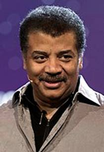 Picture of an author: Neil Degrasse Tyson