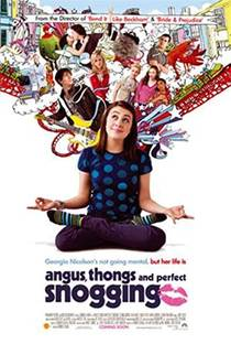Picture of a movie: Angus, Thongs And Perfect Snogging