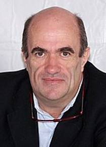 Picture of an author: Colm Tóibín