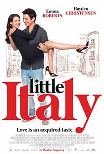Picture of a movie: Little Italy