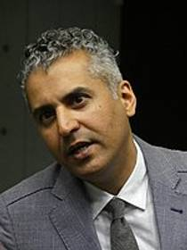 Picture of an author: Maajid Nawaz