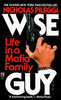 Picture of a book: Wiseguy