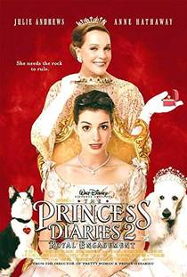Picture of a movie: The Princess Diaries 2: Royal Engagement