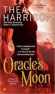 Picture of a book: Oracle's Moon