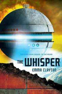 Picture of a book: The Whisper