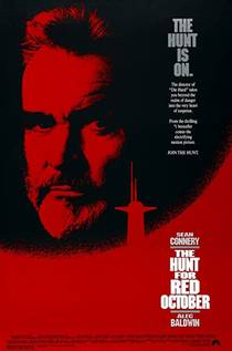 Picture of a movie: The Hunt For Red October