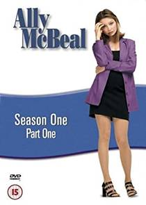 Picture of a TV show: Ally Mcbeal