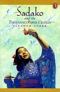 Picture of a book: Sadako And The Thousand Paper Cranes