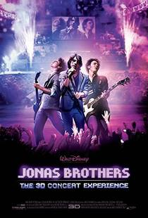 Picture of a movie: Jonas Brothers: The 3D Concert Experience