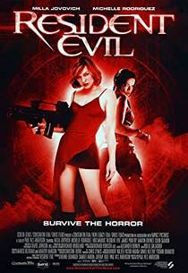 Picture of a movie: Resident Evil