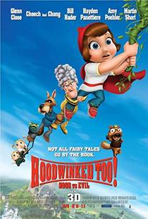 Picture of a movie: Hoodwinked Too! Hood Vs. Evil