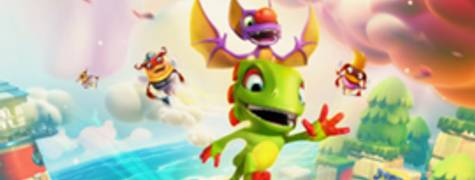 Image of Yooka-Laylee And The Impossible Lair