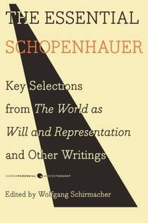 Picture of a book: The Essential Schopenhauer