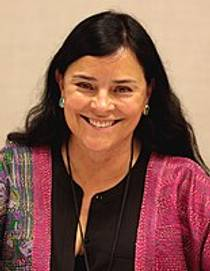 Picture of an author: Diana Gabaldon