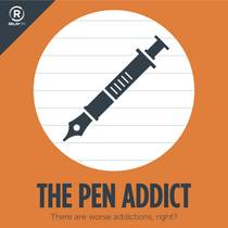 Picture of a podcast: The Pen Addict