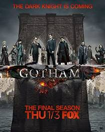 Picture of a TV show: Gotham