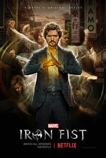 Picture of a TV show: Iron Fist