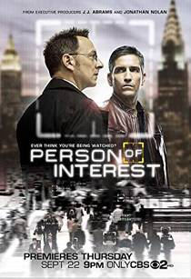 Picture of a TV show: Person Of Interest
