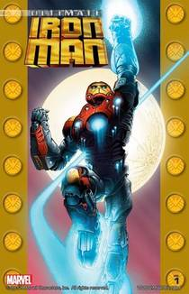 Picture of a book: Ultimate Iron Man, Vol. 1