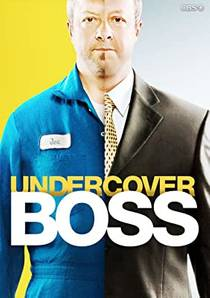 Picture of a TV show: Undercover Boss