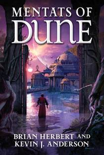 Picture of a book: Mentats Of Dune