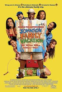 Picture of a movie: Johnson Family Vacation