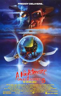 Picture of a movie: A Nightmare On Elm Street 5: The Dream Child