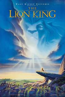 Picture of a movie: The Lion King