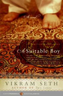 Picture of a book: A Suitable Boy