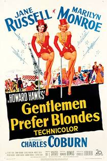 Picture of a movie: Gentlemen Prefer Blondes