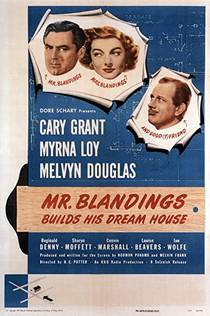 Picture of a movie: Mr. Blandings Builds His Dream House