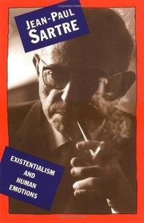 Picture of a book: Existentialism And Human Emotions