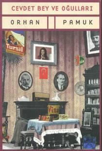 Picture of a book: Cevdet Bey Ve Oğulları