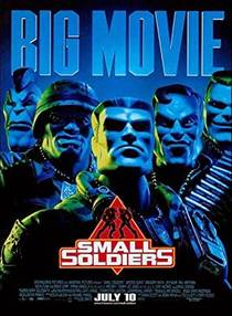 Picture of a movie: Small Soldiers