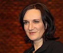 Picture of an author: Terézia Mora