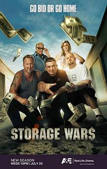Picture of a TV show: Storage Wars