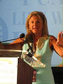 Picture of an author: Lisa Scottoline