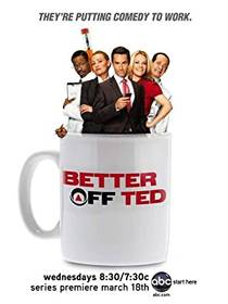 Picture of a TV show: Better Off Ted