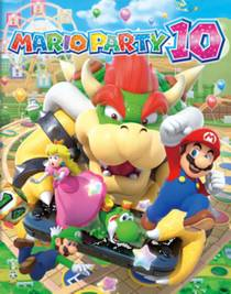 Picture of a game: Mario Party 10