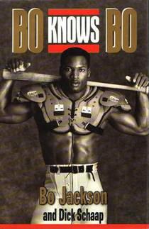 Picture of a book: Bo Knows Bo