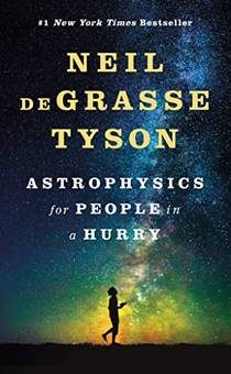 Picture of a book: Astrophysics For People In A Hurry