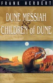 Picture of a book: Dune Messiah & Children Of Dune