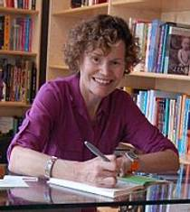 Picture of an author: Judy Blume