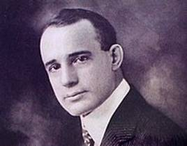 Picture of an author: Napoleon Hill