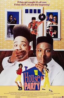 Picture of a movie: House Party