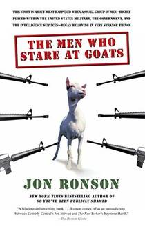 Picture of a book: The Men Who Stare At Goats